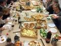 4a1 pizza og maleri