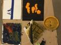 4f pizza og maleri